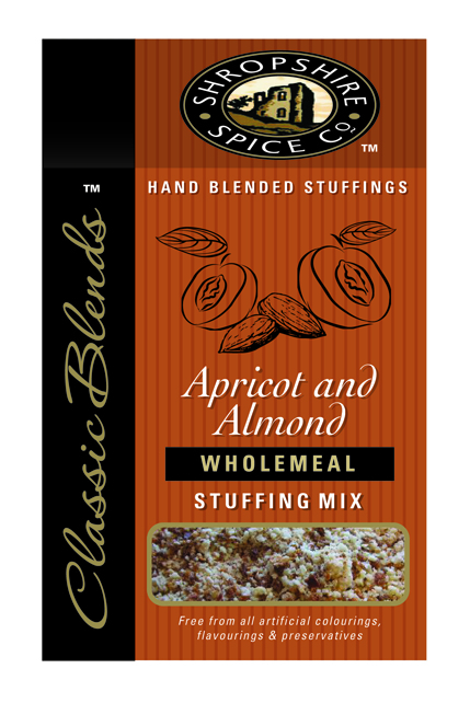 Apricot & Almond Wholemeal Stuffing Mix