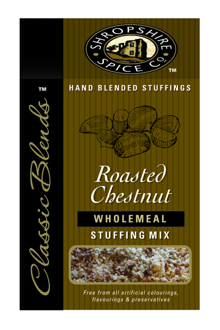 Roasted Chestnut Wholemeal Stuffing Mix