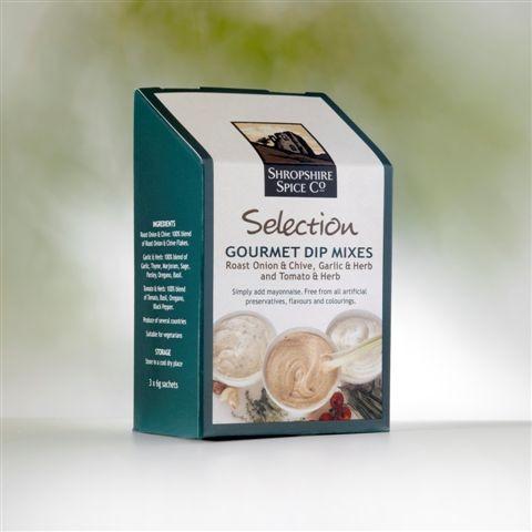 Selection - Gourmet Dip Mixes