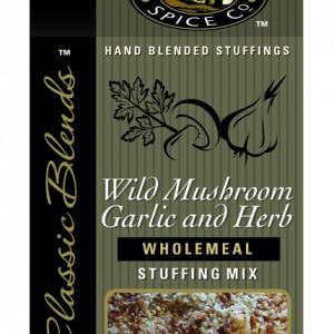 Wild Mushroom, Garlic & Herb Wholemeal Stuffing Mix