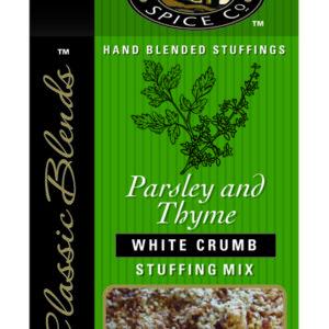 Parsley & Thyme White Crumb Stuffing Mix