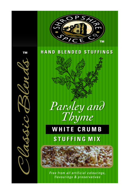 Parsley & Thyme White Crumb Stuffing Mix