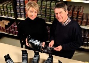 Fiona & Robert Shropshire Spice