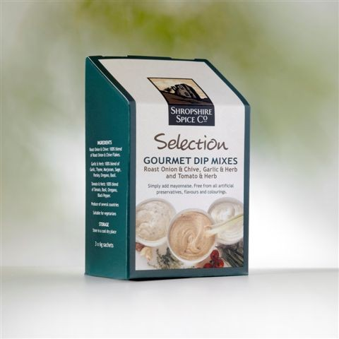 Selection - Gourmet Dip Mixes