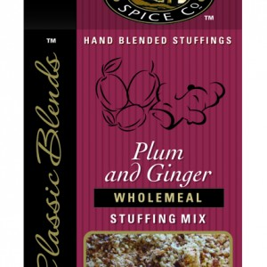 Plum & Ginger Wholemeal Stuffing mix