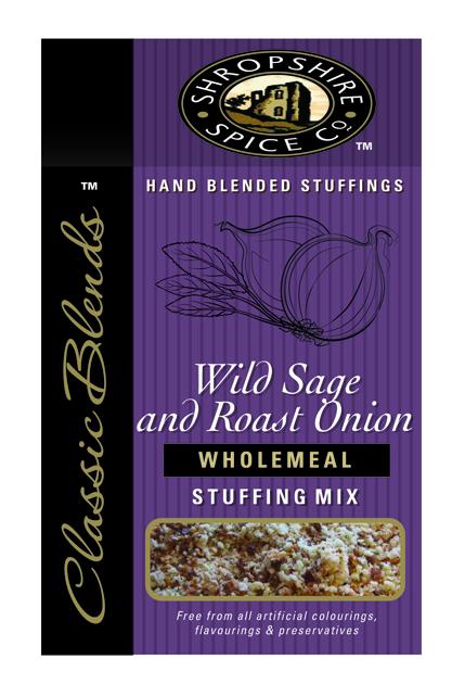 Wild Sage & Roast Onion